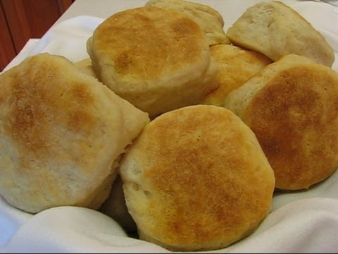 Betty's BEST Southern Raised Biscuits