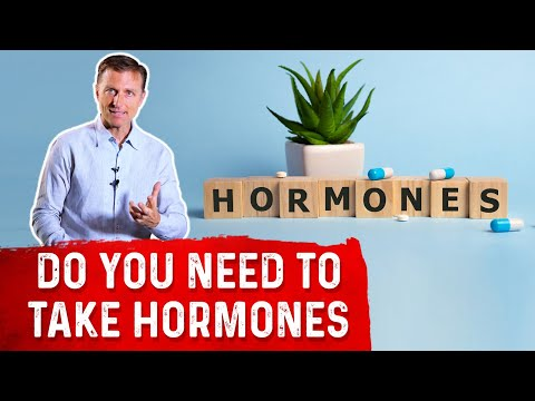 Should You Take Hormones When You Get Older?