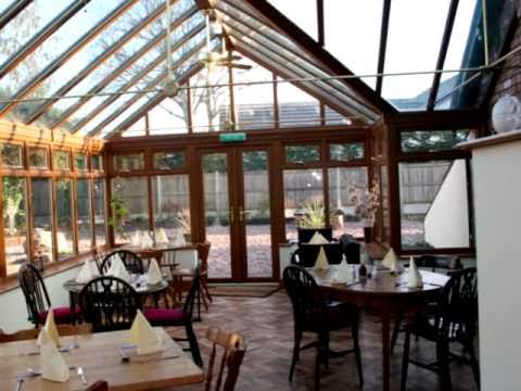 Artisan Windows Build A Conservatory At The Drovers Arms  Ruthin North Wales