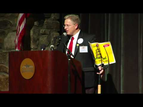Obamacare Class Action Lawsuit Speech at the Tennessee Tea Party Coalition Convention