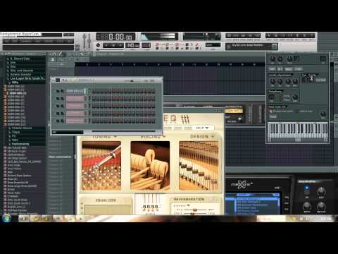 How to Stop 808's From Overlapping Each Other FL Studio 9 Tutorial