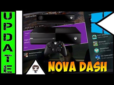 Nova Dashboard Windows 10 Cortana com DirectX 12, do Xbox One