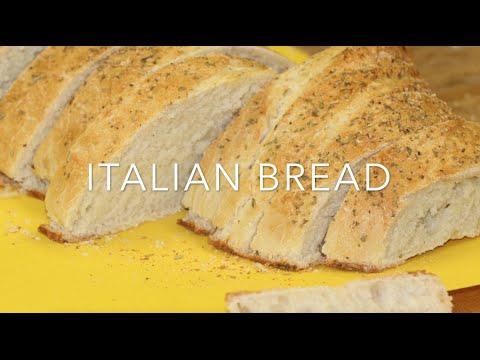 How to make Italian Bread