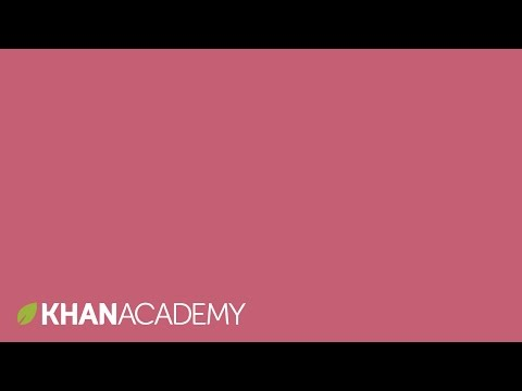 Standard change in free energy and the equilibrium constant | MCAT | Khan Academy