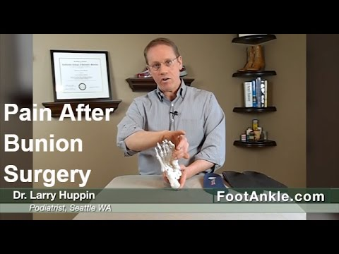 I Had Bunion Surgery -- Why Does the Ball of My Foot Hurt Now?