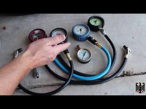 Car Tire Pressure Gauge Shootout