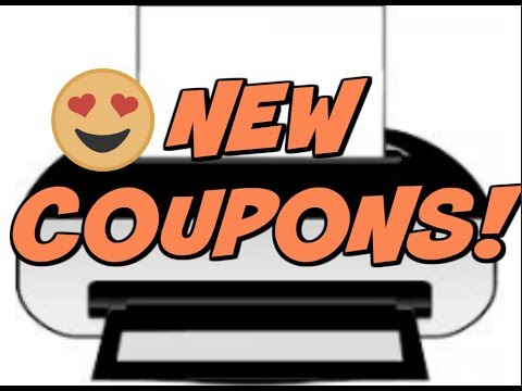 PRINT NOW | NEW Coupons for our Deals!! 🔥