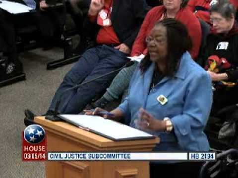 Guns in Parks Passes TN House Civil Justice Sub Committee (HB1407)