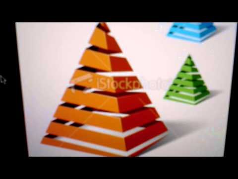 pyramid 3D wrap