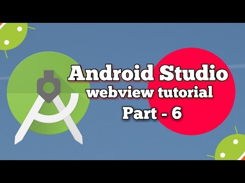Android Studio WebView Tutorial part - 6 🔥 Easy way to code 🔥 FiFa App on Android Studio Review 🔥