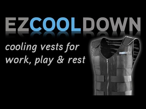 EZcooldown - Cooling vests for costume performers