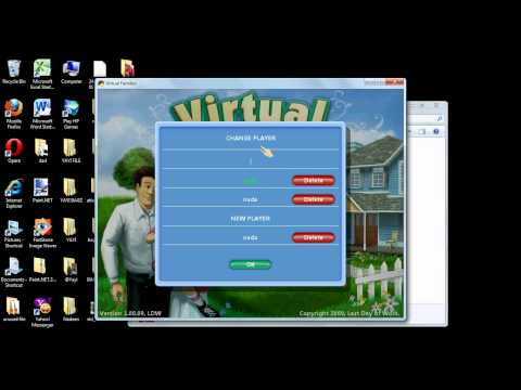 Virtual Family Cheat free cash