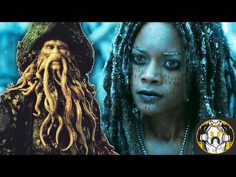 Calypso's History Explained | Pirates Of The Caribbean