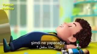 #x202b;تعليم التركي بسهولة مقاطع الأطفال جان - مترجم عربي تركي - الحلقة 17#x202c;lrm;