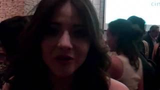 """Teresa Ruíz """"Lucía"""" nos invita a ver VIAJE REDONDO"""