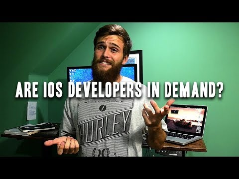 Are iOS Developers in Demand?