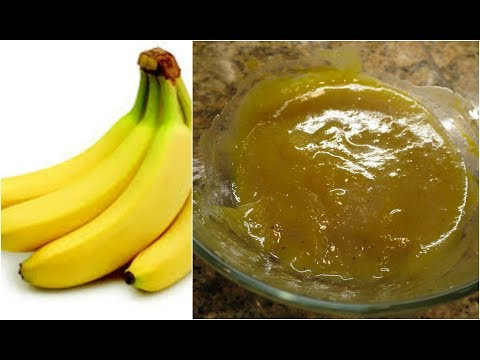 Fresh Banana Filling for Cakes and Cupcakes