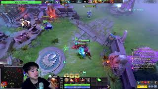 Blue Span Immortal RANKED 5.6K Daily Dota 2 - BACK IN CANADA
