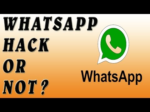 How to Find your whatsapp Hack or Not? 2016!