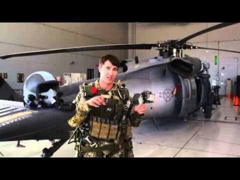 USAF PJ Pararescue Jump Precision jump