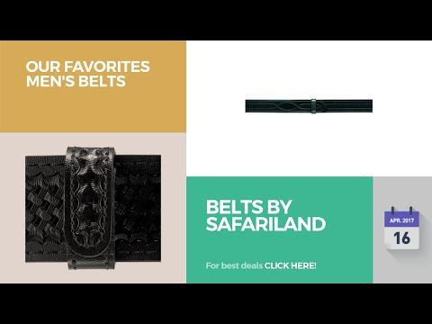 Belts By Safariland Our Favorites Men's Belts