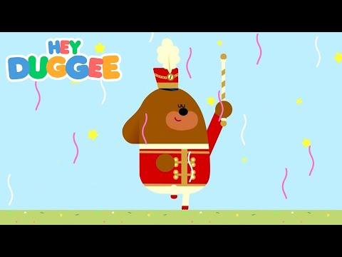 The Big Parade Badge - Hey Duggee Series 1 - Hey Duggee