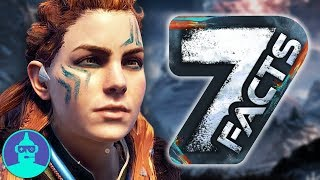 Horizon Zero Dawn: The Frozen Wilds - New Mechanical Beast  7 Facts You Should Know!!!