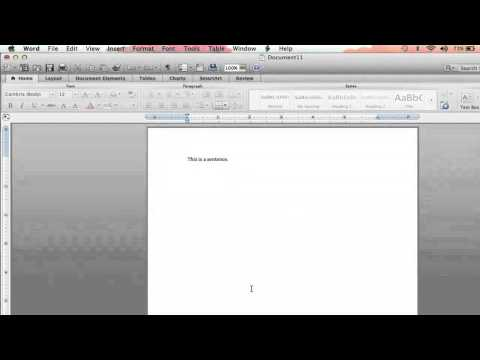 How to Unlock Microsoft Word 2007 : Microsoft Word Help
