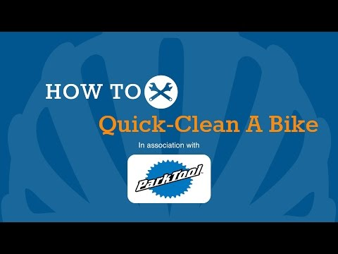 How To Quick Clean A Bike