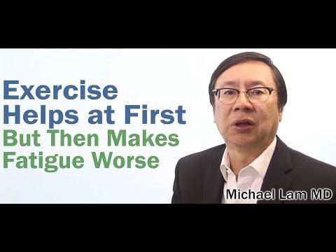 Adrenal Fatigue and Exercise Causing Fatigue