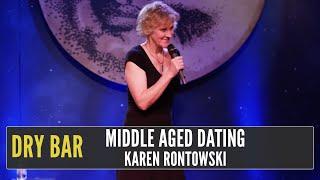 Tube socks and online dating, Karen Rontowski