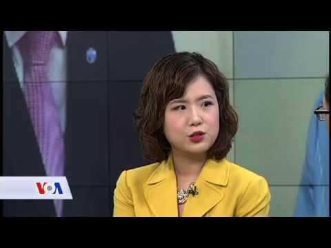 South Korea Politics VOA Correspondents