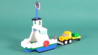 Lego Parrot Building Instructions - Lego Classic 10702