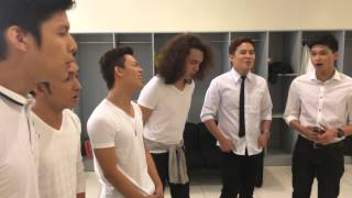 Mary Did You Know by Pentatonix Cover by WTMS Boys