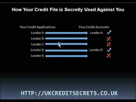 Uk credit secrets