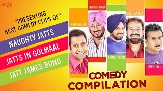 Download Best Of Punjabi Comedy | All Time Best Comedy Clips | Funny Punjabi Comedy Scenes 2015 | Sagahits Video