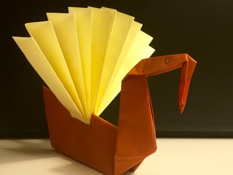 Origami for Beginners - Turkey
