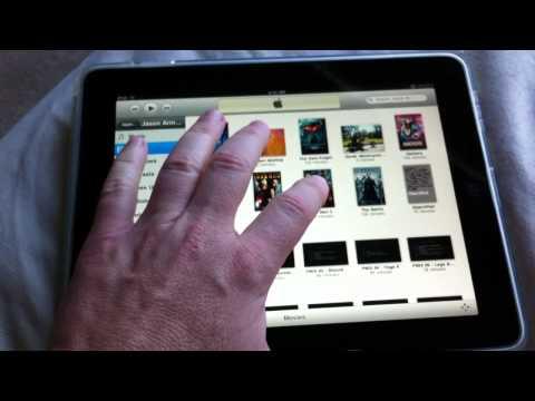 iPad as Apple TV Remote