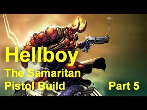 Hellboy Samaritan Pistol Build Part 5