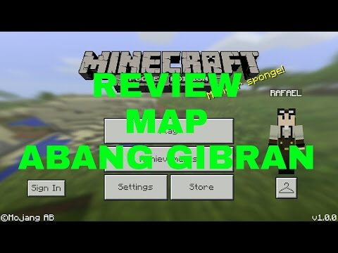 REVIEW MAP ABANG GIBRAN