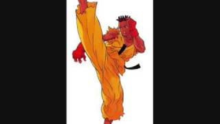 Street Fighter 3 2nd Impact Giant Attack OST Good Fighter