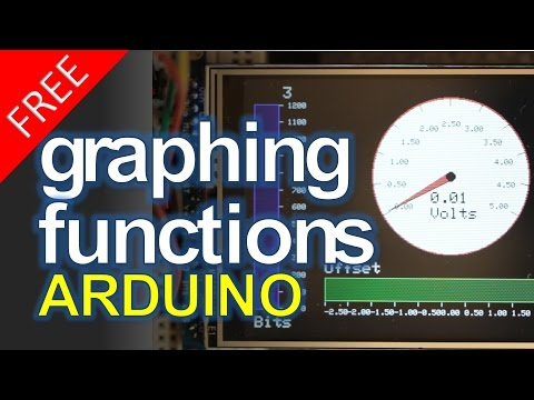 Arduino Display Functions - FREE CODE!!!