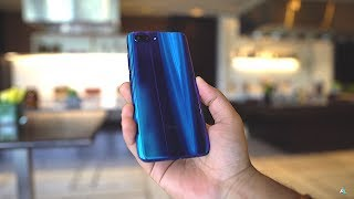 Honor 10 hands on review: Is it good enough?