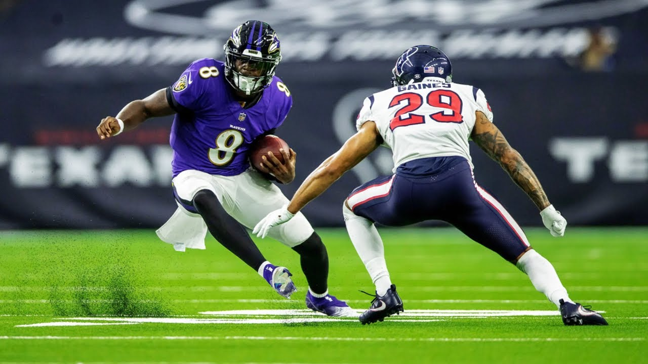 Every Lamar Jackson RUN in the 2020-2021 Seasonᴴᴰ || (1,175 Yards)