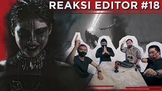 Reaksi Editor Indonesia 18 : WEIRD GENIUS - LATHI