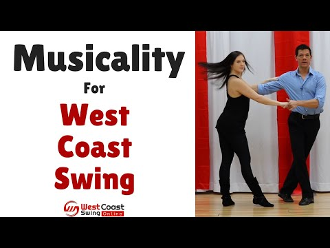 West Coast Swing Musicality | Accenting the '1'