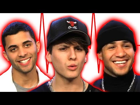 Which Band Member do you LIKE the BEST?! | Detected w/ CNCO