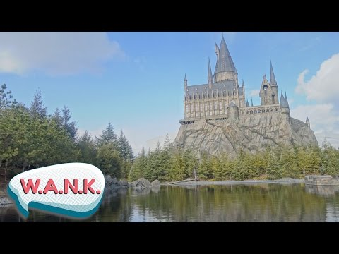 The Wizarding World of Harry Potter, in Osaka Japan