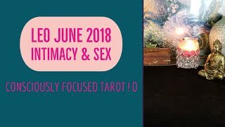 LEO Sex & Intimacy JUNE/JULY 2018