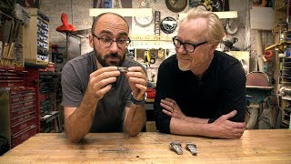 Adam Savage and Vsauce